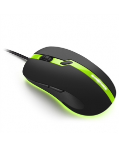 Sharkoon Wired, Gaming mouse, No, USB, Forse Pro, Optical, 1000 Hz, RGB LED light, 3,200 DPI