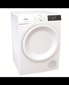 Gorenje Dryer machine DE71 Front loading, Heat pump, 7 kg, Energy efficiency class A+, White, LED, Depth 62.5 cm, Display,