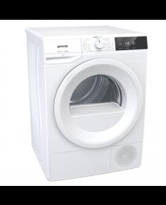 Gorenje Dryer machine DE82/G Heat pump, Condensation, 8 kg, Energy efficiency class A++, White, LED, Depth 62.5 cm, Display,