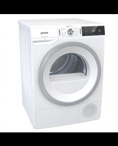 Gorenje Dryer machine DA92IL Heat pump, Condensation, 9 kg, Energy efficiency class A++, Number of programs 14, White, LED, Depth 62.5 cm, Display,