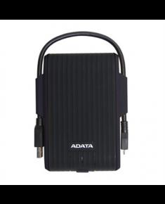 """ADATA External Hard Drive HD725 2000 GB, 2.5 """", USB 3.1, Black"""