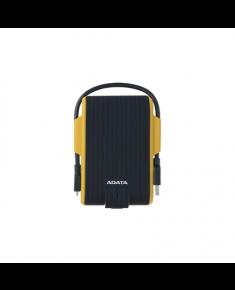 """ADATA External Hard Drive HD725 2000 GB, 2.5 """", USB 3.1, Yellow"""