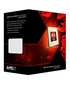 AMD FX-8300, 3.3 GHz, Socket AM3+, Processor threads 8, Packing Retail, Cooler included, Component for PC