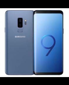 "Samsung G965F Galaxy S9+ Blue, 6.2 "", Super AMOLED, 1440 x 2960 pixels, Exynos, 9810, Internal RAM 6 GB, 64 GB, microSD, Dual SIM, 4G, Main camera Dual 12+12 MP, Secondary camera 8 MP, Android, 8.0, 3500 mAh"