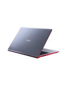 "Asus VivoBook S530FN-BQ006T Star Grey, 15.6 "", FHD, 1920 x 1080 pixels, Matt, Intel Core i5, i5-8265U, 8 GB, DDR4, HDD 1000 GB, 5400 RPM, SSD 256 GB, NVIDIA GeForce MX150, Windows 10 Home, 802.11 ac, Bluetooth version 4.2, Keyboard language English, Keyboard backlit, Battery warranty 12 month(s)"