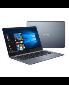 "Asus VivoBook R420MA-EB154T Gray, 14.0 "", FHD, 1920 x 1080 pixels, Matt, Intel Pentium, N5000, 4 GB, DDR4, Storage drive capacity 128 GB, Intel HD, Without ODD, Windows 10 Home, 802.11 ac, Bluetooth version 4.2, Keyboard language English, Battery warranty 12 month(s)"