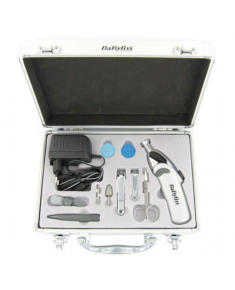 BABYLISS Professional Manicure and Pedicure Set  	8480E