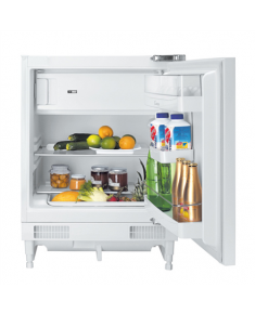 Candy Refrigerator CRU 164 NE Built-in, Table top, Height 82 cm, A+, Fridge net capacity 100 L, Freezer net capacity 17 L, 43 dB, White