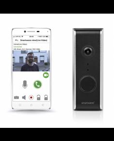 Smartwares Smart Video Doorbell Wired DIC-23112 LAN and Wi-Fi, 1920 x 1080 (Full HD)