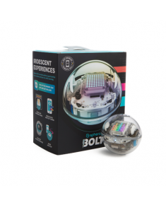 Sphero Smart toy Bolt Wi-Fi, Bluetooth, Sphero Bolt - smart toy to learn coding while playing., iOS and Android, Battery warranty 6 month(s)
