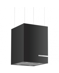 Bosch Hood  DII31JM60  Cube, Width 37 cm, 510 m³/h, Black, 67 dB