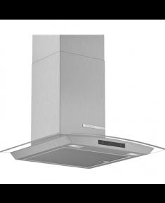 Bosch Hood Serie 4 DWA66DM50 Chimney, Width 60 cm, 600 m³/h, Stainless steel/ glass, Energy efficiency class A, 59 dB