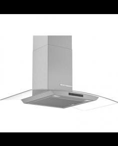 Bosch Hood Serie 4 DWA96DM50 Chimney, Width 90 cm, 580 m³/h, Stainless steel/ glass, Energy efficiency class A, 61 dB