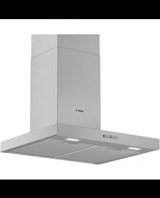 Bosch Hood Serie 2 DWB66BC50 Chimney, Width 60 cm, 590 m³/h, Stainless steel, Energy efficiency class A, 69 dB