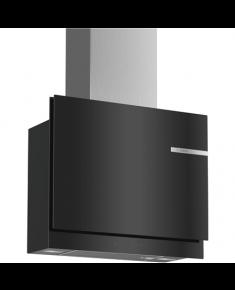 Bosch Hood Serie 6 DWF67KM60 Chimney, Width 60 cm, 710 m³/h, Black, Energy efficiency class A, 56 dB