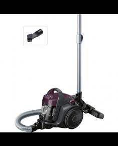 Bosch MoveOn Mini Vacuum cleaner BGC05AAA1 Bagless, Purple, 700 W, 1.5 L, A, A, D, A, 78 dB,