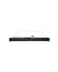 "Dell PowerEdge R230 Rack (1U), Intel Xeon, E3-1220 v6, 3.0 GHz, 8 MB, 4T, 4C, UDIMM DDR4, 2400 MHz, No RAM, No HDD, SAS, SATA, nearline SAS, Up to 4 x 3.5"", PERC H330, Single, Cabled, Power supply 250 W, BCM5720 GbE LOM, iDRAC8 Basic, Static Rails, No OS, Warranty - Basic OnSite 36 month(s)"