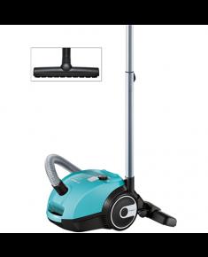 Bosch Vacuum cleaner BZGL2A312 Bagged, Laguna Blue, 700 W, 3.5 L, A, A, C, B, 80 dB,