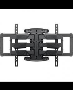 "Goobay Wall Mount, 37-75 "", Maximum weight (capacity) 45 kg, Black"