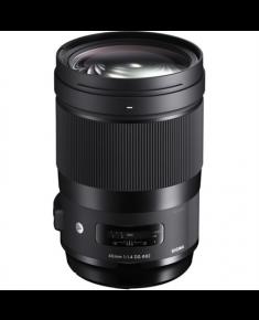 Sigma AF 40MM F/1.4 DG HSM (A) F/SE Sony E