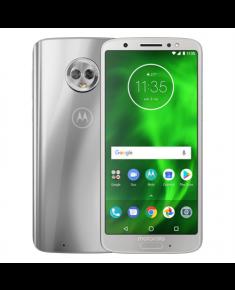 "Motorola Moto G6 XT1925-5 Silver, 5.7 "", IPS LCD, 1080 x 2160 pixels, Qualcomm Snapdragon, 450, Internal RAM 3 GB, 32 GB, microSD, Dual SIM, Nano SIM, 3G, 4G, Main camera Dual 12+5 MP, Secondary camera 8 MP, Android, 8.0, 3000 mAh"