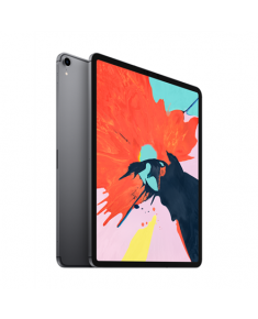 "Apple IPad Pro 2018 11 "", Space Grey, Liquid Retina display, 2388 x 1668 pixels, A12X Bionic chip with 64-bit architecture; Neural Engine; Embedded M12 coprocessor, 6 GB, 64 GB, 4G, Wi-Fi, Rear camera, 12 MP, Bluetooth, 5.0, iOS, 12"
