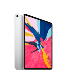"Apple IPad Pro 2018 11 "", Silver, Liquid Retina display, 2388 x 1668 pixels, A12X Bionic chip with 64-bit architecture; Neural Engine; Embedded M12 coprocessor, 6 GB, 1000 GB, Wi-Fi, Rear camera, 12 MP, Bluetooth, 5.0, iOS, 12"