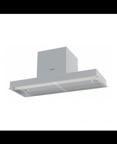 CATA Hood Corona 60 GX Wall mounted, Width 60 cm, 340 m³/h, Silver, Energy efficiency class A, 65 dB