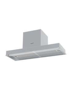 CATA Hood Corona 60 GX Wall mounted, Energy efficiency class A, Width 60 cm, 850 m³/h, Electronic Control, LED, Stainless steel