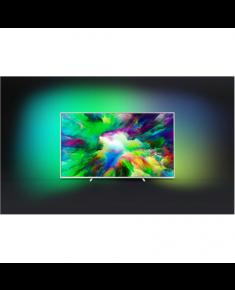"Philips 75PUS7803/12 75"" (189 cm), Smart TV, UHD Ultra Slim LED, 3840 x 2160 pixels, Wi-Fi, DVB T/C/T2/S/S2, Silver"