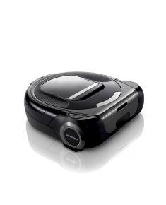 Bosch Robot vacuum cleaner BSR1ASLC Bagless,  Black, 0.5 L, Cordless, 14.4 V, 90 min