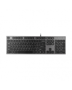 A4Tech Isolation keyboard  KV-300H Wired, USB, No, Wireless connection No, EN/ LT, Numeric keypad, 700 g