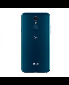 "LG Q7 Plus Blue, 5.5 "", IPS LCD, 1080 x 2160 pixels, Qualcomm, Snapdragon 450, Internal RAM 4 GB, 64 GB, microSD, Single SIM, Nano-SIM, 3G, 4G, Main camera 16 MP, Secondary camera 8 MP, Android, 8.1, 3000 mAh"