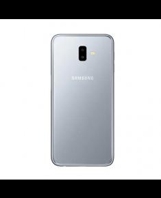"Samsung Galaxy J6+ J610 Grey, 6 "", IPS LCD, 720 x 1480 pixels, Snapdragon 425, Internal RAM 3 GB, 32 GB, microSD, Dual SIM, Nano-SIM, 3G, 4G, Main camera Dual 13+5 MP, Secondary camera 8 MP, Android, 8.1, 3300 mAh"