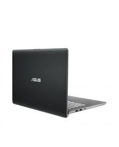 "Asus VivoBook S430FA-EB021T Gun Metal, 14 "", FHD, 1920 x 1080 pixels, Matt, Intel Core i3, i3-8145U, 4 GB, DDR4, SSD 256 GB, Intel HD, Without ODD, Windows 10 Home, 802.11 ac, Bluetooth version 4.2, Keyboard language English, Russian, Keyboard backlit, Battery warranty 12 month(s)"