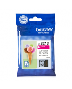 Brother 	LC3213M Ink Cartridge, Magenta