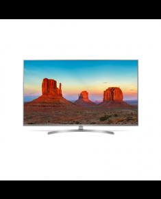 "LG 65UK7550MLA  65"" (165 cm), Smart TV, Ultra HD LED, 3840 x 2160 pixels, Wi-Fi, DVB-T2 /C/S2, Silver"