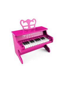 iDance My Piano 1000 10 W, Portable, Wireless connection, Pink, Bluetooth