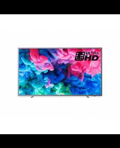 """Philips 6500 series 55PUS6523/12 55"""" (140 cm), Smart TV, Ultra HD  4K Ultra Slim LED, 3840 x 2160  pixels, Wi-Fi, DVB-T/T2/C/S/S2, Silver"""