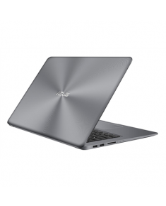 "Asus VivoBook X510UA-EJ750T Grey, 15.6 "", FHD, 1920 x 1080 pixels, Matt, Intel Core i5, i5-8250U, 4 GB, DDR4, HDD 500 GB, 5400 RPM, SSD 128 GB, Intel HD, Windows 10 Home, 802.11 ac, Bluetooth version 4.2, Keyboard language English, Warranty 24 month(s), Battery warranty 12 month(s)"