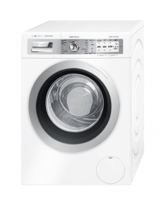 Bosch Washing machine HomeProfessional  WAYH2899SN Front loading, Washing capacity 9 kg, 1600 RPM, Direct drive, A+++, Depth 59 cm, Width 60 cm, White, Display, TFT,