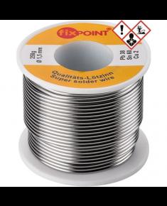 Fixpoint 51069 Solde,r ø 1.5 mm, 250 g spool, 250 g