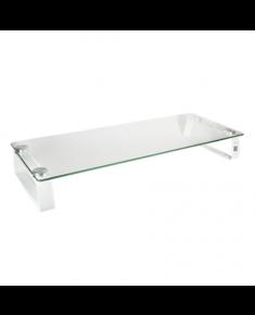 Logilink BP0027 Tabletop monitor riser, glass