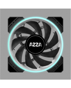 AZZA Hurricane RGB fan 120mm Black