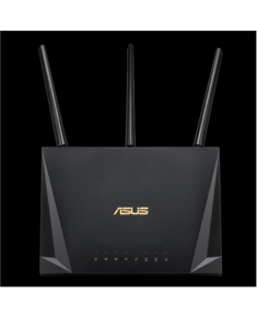 Asus Gaming Router RT-AC85P 802.11ac, 600+1733 Mbit/s, 10/100/1000 Mbit/s, Ethernet LAN (RJ-45) ports 4, MU-MiMO Yes, 3G/4G via optional USB adapter, Antenna type 3xExternal/1xInternal, USB ports quantity 1xUSB 3.1 Gen1, Parental Control, AiRadar 2.0 TX Beamforming, media server, Mac backup