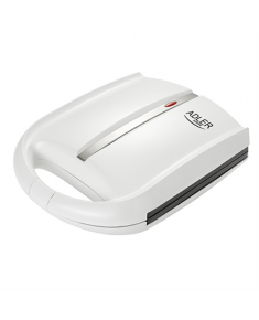 Adler Nut maker AD 3039 1600 W, Number of pastry 24, Nuts, White