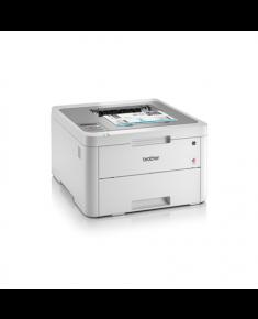 Brother Colour Wireless LED printer HL-L3210CW Colour, Wi-Fi, A4, White