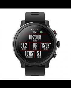 Amazfit Smart Watch Stratos Wi-Fi, Activity Tracker, Touchscreen, Bluetooth, Heart rate monitor, Black, GPS (satellite), Black, Waterproof, 50 m