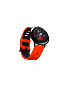Amazfit Smart Watch Pace Wi-Fi, Activity Tracker, Touchscreen, Bluetooth, Heart rate monitor, Red, GPS (satellite), Red, Waterproof, 50 m