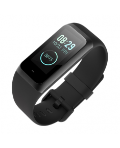 Amazfit Smart Watch COR 2 Activity Tracker, Touchscreen, Bluetooth, Heart rate monitor, Black, Black, Waterproof
